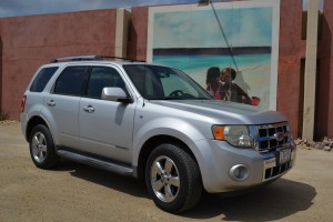 Nieuwe Ford grijs