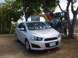 Chevrolet Sonic Sedan Zilver